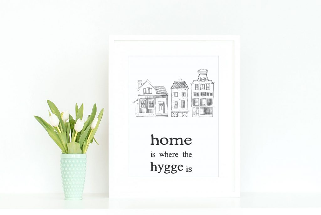 Home is where the hygge is