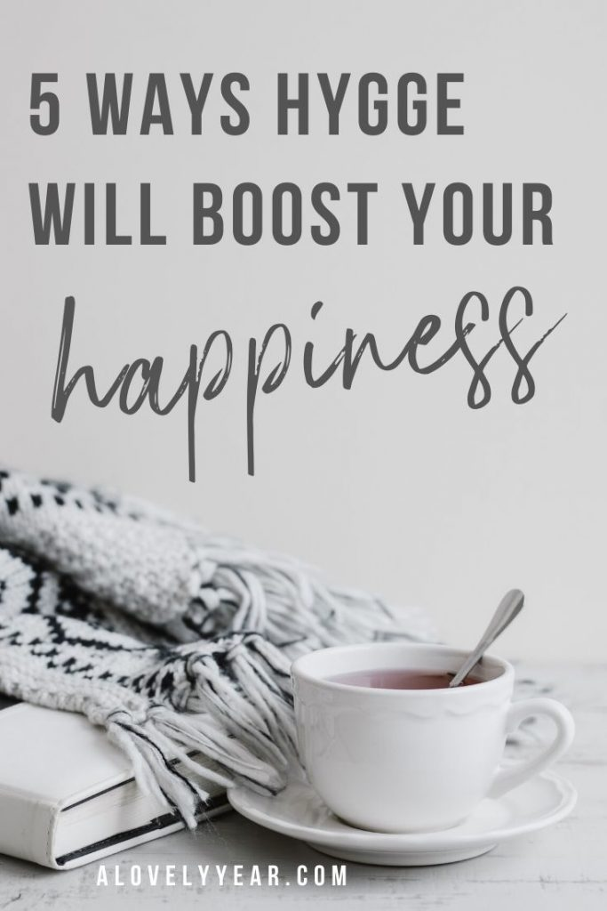 How hygge will boos you happiness
