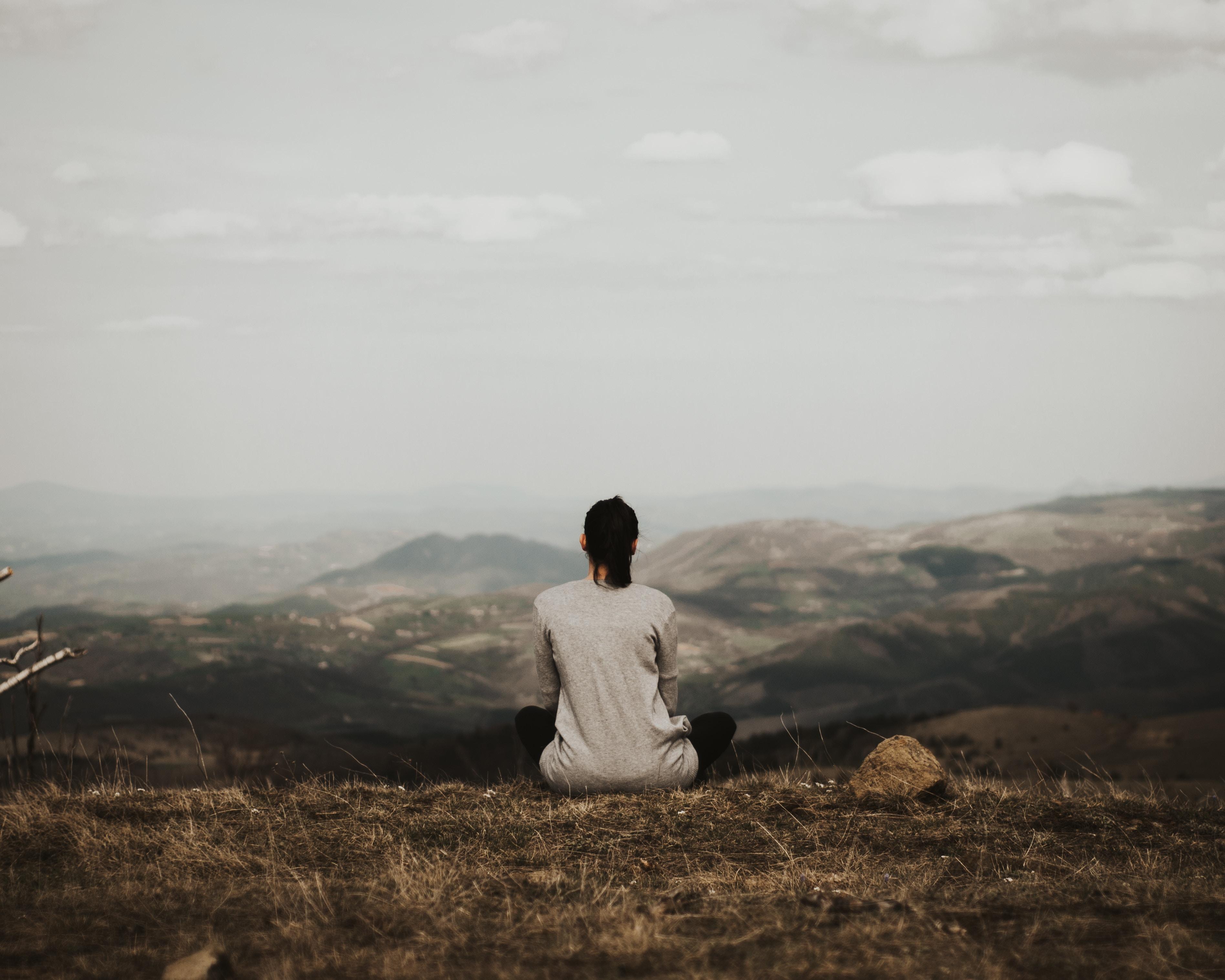 Mindfulness meditation | Photo by Milan Popovic on Unsplash