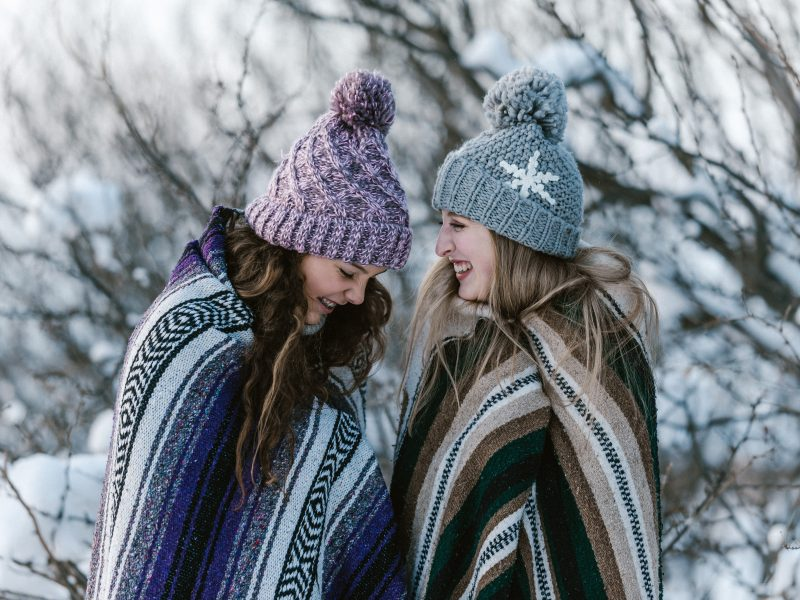 Reasons to love winter | Photo by Genessa Panainte on Unsplash