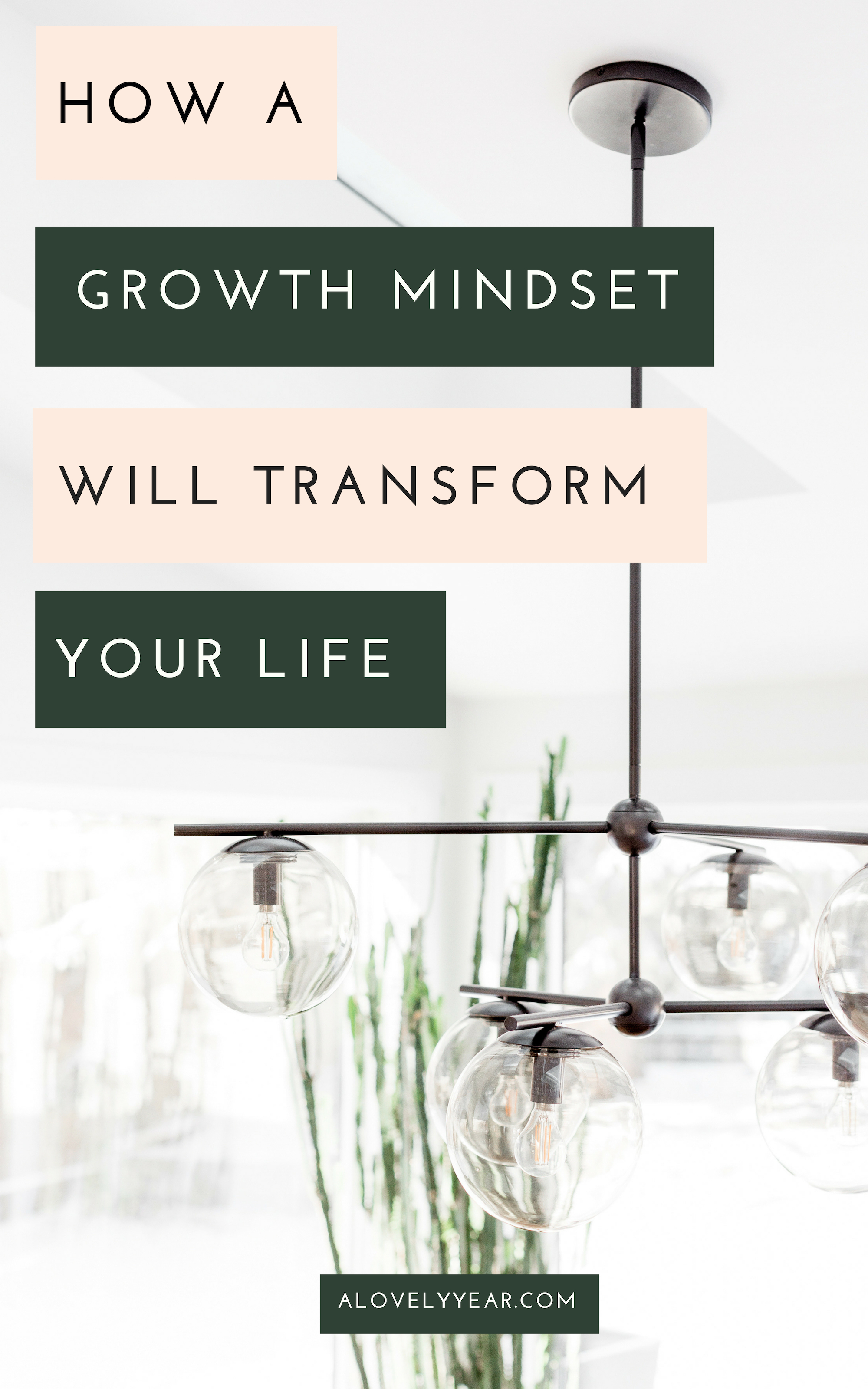 How a growth mindset will transform your life