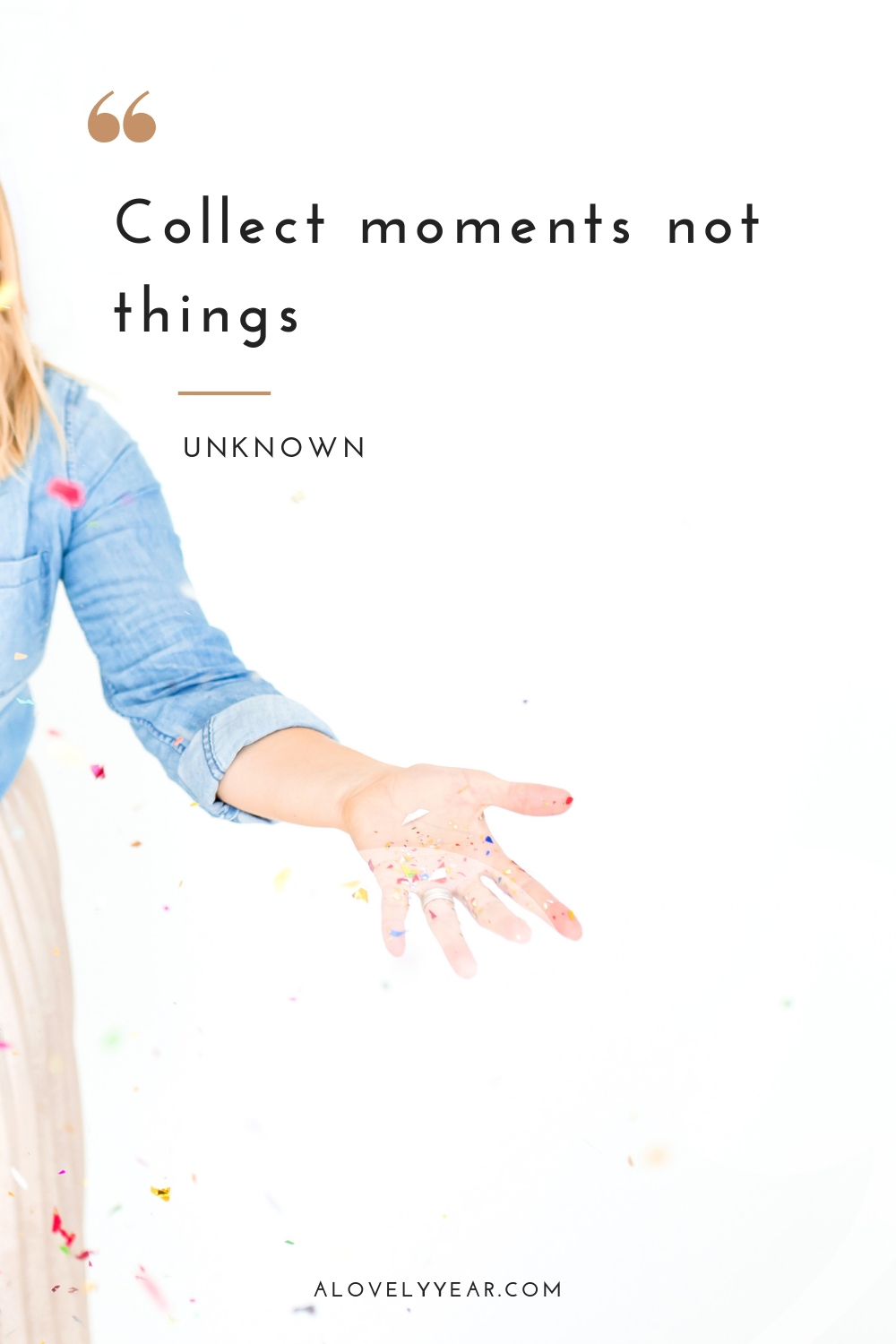 Decluttering quotes to inspire you into action |