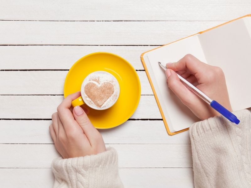 How a Bullet Journal will Help You Practice Self-Care