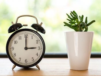 alarm clock - manage your time