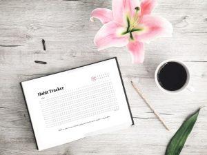 15 habit tracker ideas