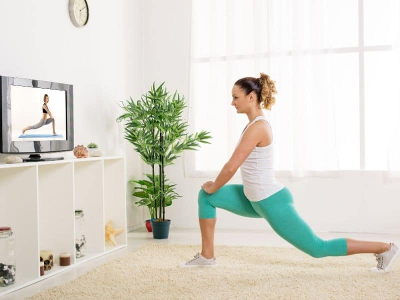 self-care activities at home - move your body